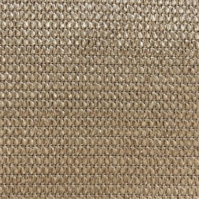 Windbreekgaas/ schaduwdoek Pro Line HDPE zand - beige